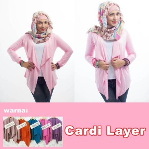 Cardigan Layer