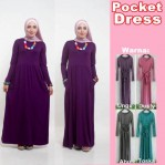 Pocket Long Dress