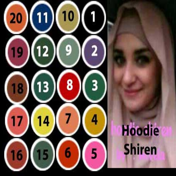 Hijab Shireen Sungkar Terbaru Modis