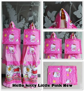 Mukena Anak Hello Kitty Pink (S,M,L,XL,XXL)