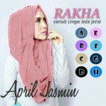 Jilbab April Jasmine