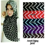 Jilbab Instan Arzetty Tribal