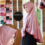 Jilbab Instan Bergo Pocket Mini (Uk. XL)
