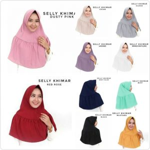 Jilbab Selly Khimar