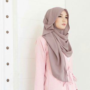 Jilbab Pashmina Instan KIA Simple