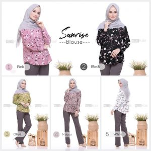 Blouse Sunrise